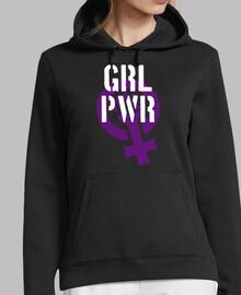 GRL PWR (Sudadera)