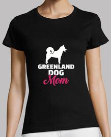 Groenland chien maman