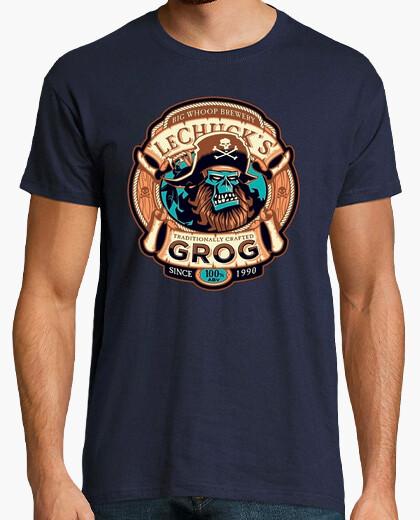 Camiseta Grog de Lechuck