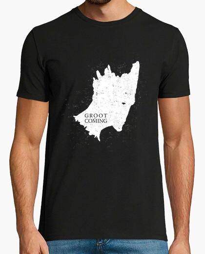 Tee-shirt Groot is coming