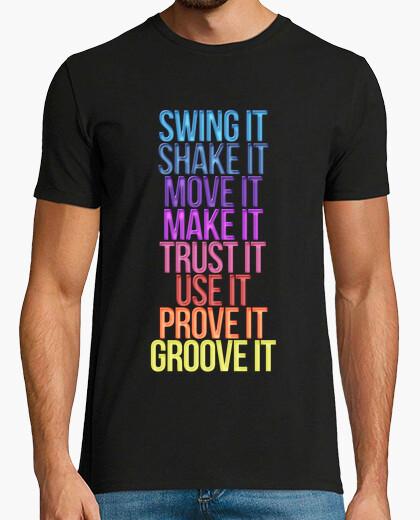 Camiseta Groove It