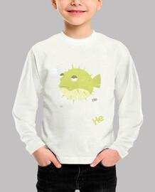 gros poisson-globe