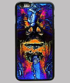 grotesco01 - Funda iPhone 6 Plus