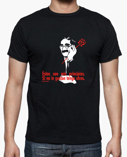Camiseta GROUCHO1