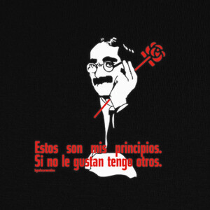 Camisetas GROUCHO1