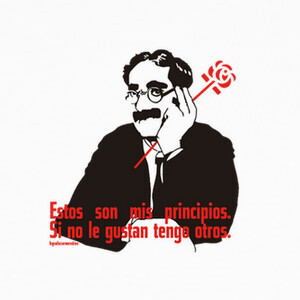 Camisetas GROUCHO2