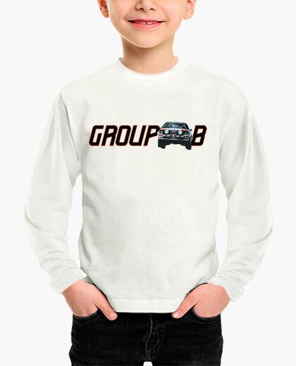Ropa infantil group B niño