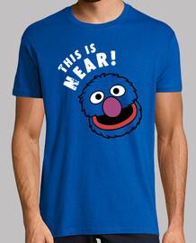 Grover - This Is Near! (Sesame Apreti)