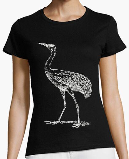 Tee-shirt Grue / gruidae / oiseau