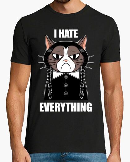 Camiseta Grumpy Addams