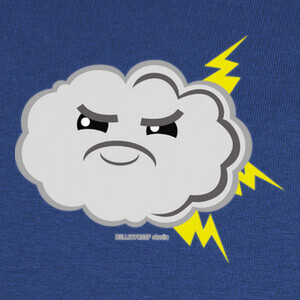 Camisetas Grumpy Cloud