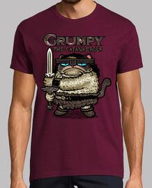 grumpy il catankerous t-shirt