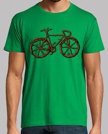 grün fahrrad