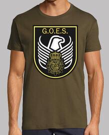Grupo de Operaciones Especiales, G.O.E.S.