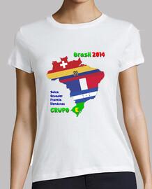 Grupo E Mundial 2014