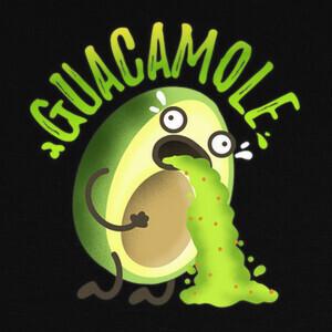 Camisetas Guacamole