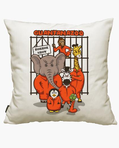 Funda cojín Guantanazoo