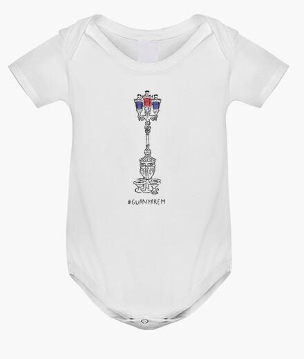 Ropa infantil Guanyarem - Body nadó amb pigments ecològics