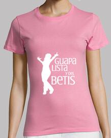 Guapa y del Betis