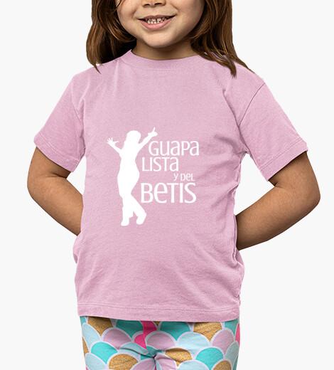 Ropa infantil Guapa y del Betis