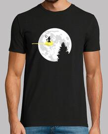 guardare la luna piena!