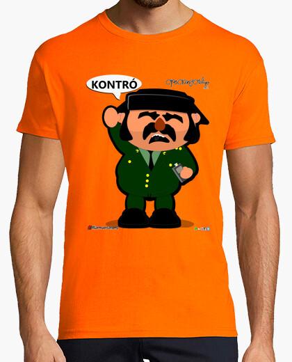 Camiseta GUARDIA CIVIL-KONTRÓ DARKOLEMIA