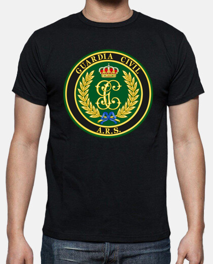 Camisetas Guardia Civil A.R.S.