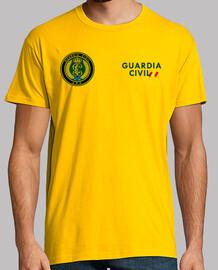 Guardia Civil ARS mod.2 delante y detrás