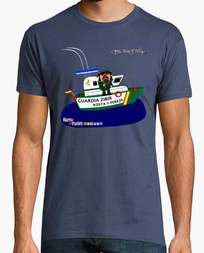T-shirt guardia civil pattuglia