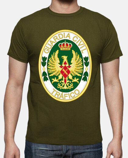Camisetas Guardia Civil Tráfico