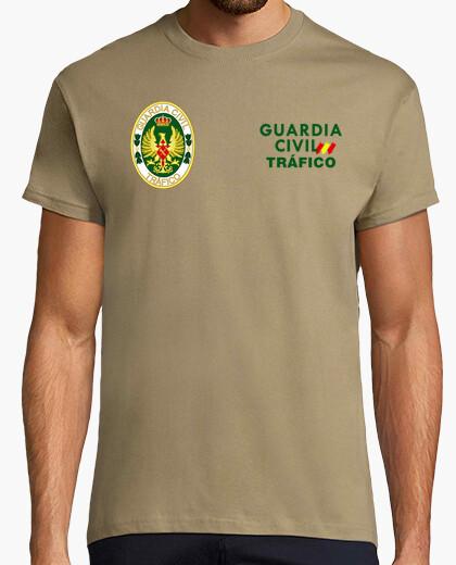 Camiseta Guardia Civil Tráfico mod.3