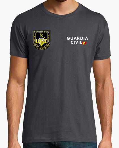 Camiseta Guardia Civil UEI mod.14