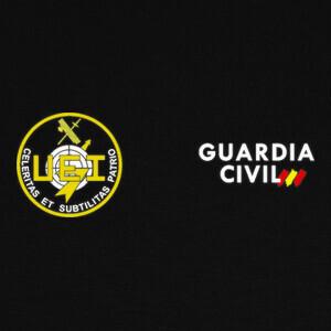 Camisetas Guardia Civil UEI mod.17