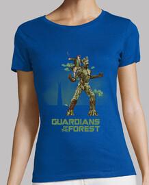 guardianes del bosque - camiseta