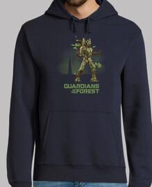 guardianes del bosque - sweat
