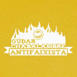 Gúdar-Chabalambre Antifaixista T-shirts