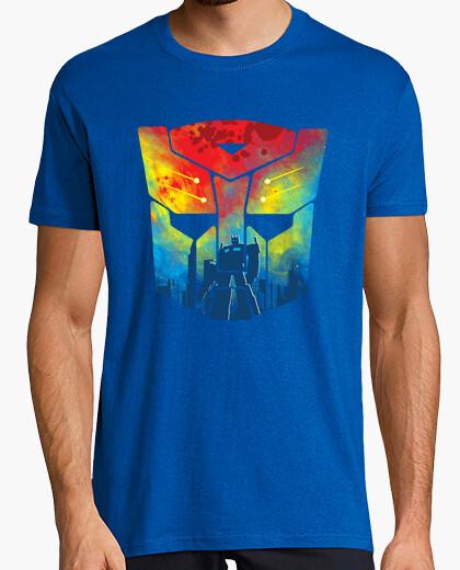 Camiseta guerra en la tierra