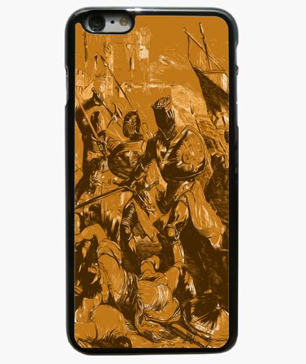 Funda iPhone 6 Plus / 6S Plus Guerra medieval