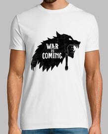 guerra sta coming