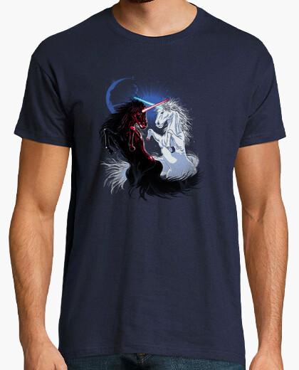 Camiseta guerras unicornio