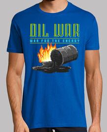 guerre du pétrole