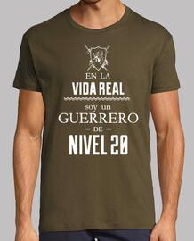 Guerrero de Nivel 20