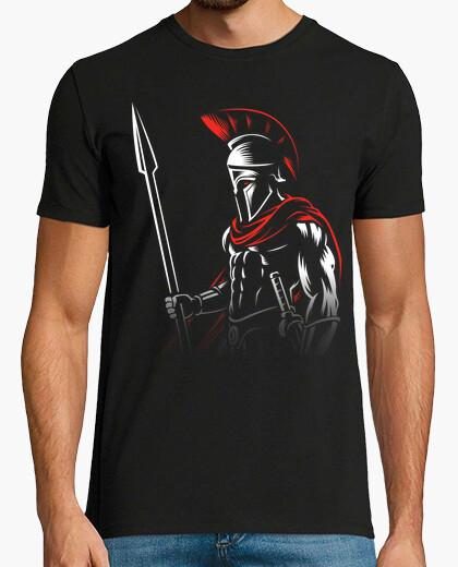 Camiseta Guerrero Espartano