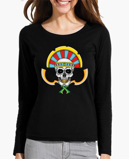 Camiseta Guerrero no muerto funerario egipcio