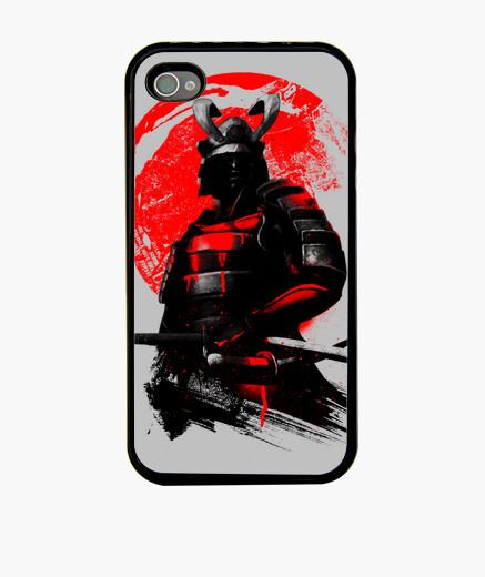 Funda iPhone guerrero samurai