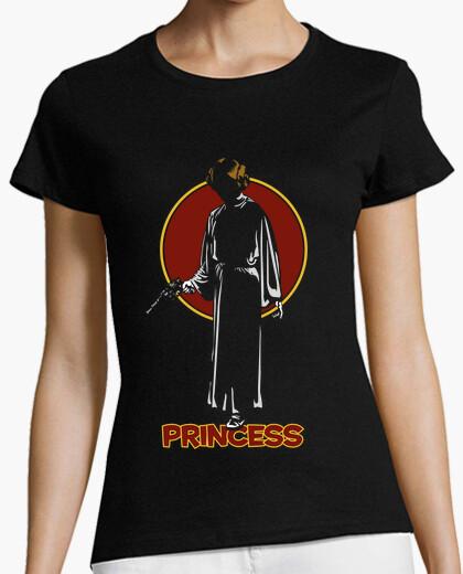 Tee-shirt guerres de tracy - princesse