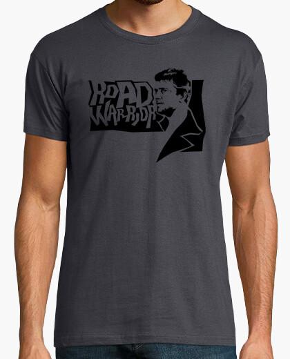 Tee-shirt guerrier de la route