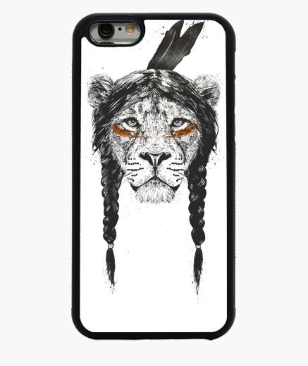 Coque Iphone 6 / 6S guerrier lion