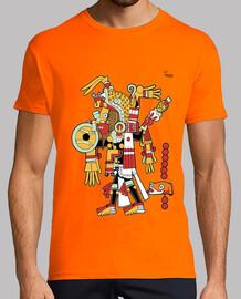 guerriero azteco a