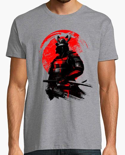 T-shirt guerriero samurai